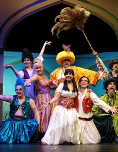 Aladin und die Wunderlampe, Ohnsorg Theater, 2013