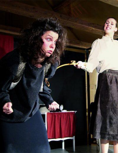 Die Baronin und die Sau, Landesbühne Oberfranken, 2011