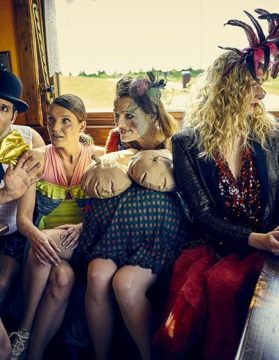"""Die Reise"" Fotoprojekt 2018 von ginger&fred: Andrea Küppers & Andre Lex"