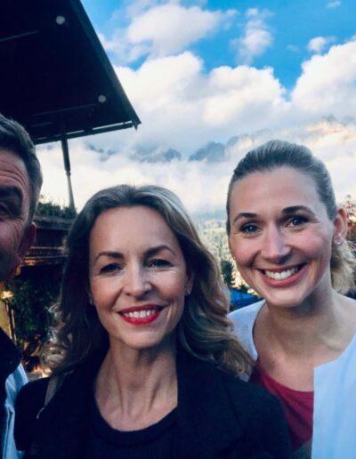 Hans Sigl, Simone Hanselmann & Andrea Gerhard, 2019